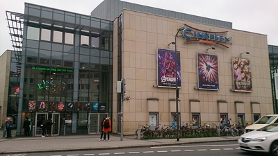 Kino Marburg Cineplex